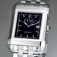 East Tennessee State University Men's Black Quad with Bracelet