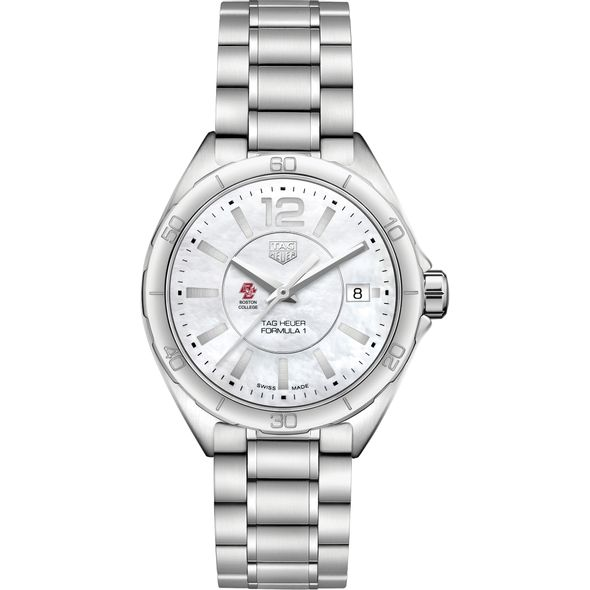 Boston College Women's TAG Heuer Formula 1 with MOP Dial - Image 2