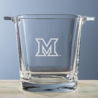 Miami University Quadro Ice Bucket