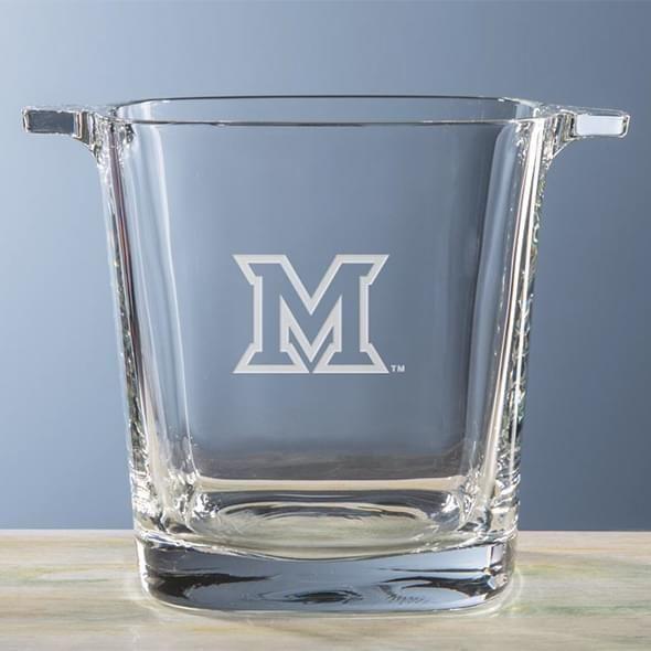 Miami University Quadro Ice Bucket - Image 2