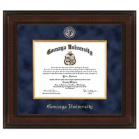 Gonzaga Diploma Frame - Excelsior
