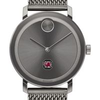 University of South Carolina Men's Movado BOLD Gunmetal Grey with Mesh Bracelet