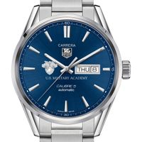 US Military Academy Men's TAG Heuer Carrera with Day-Date