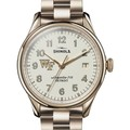 Wake Forest Shinola Watch, The Vinton 38mm Ivory Dial - Image 1