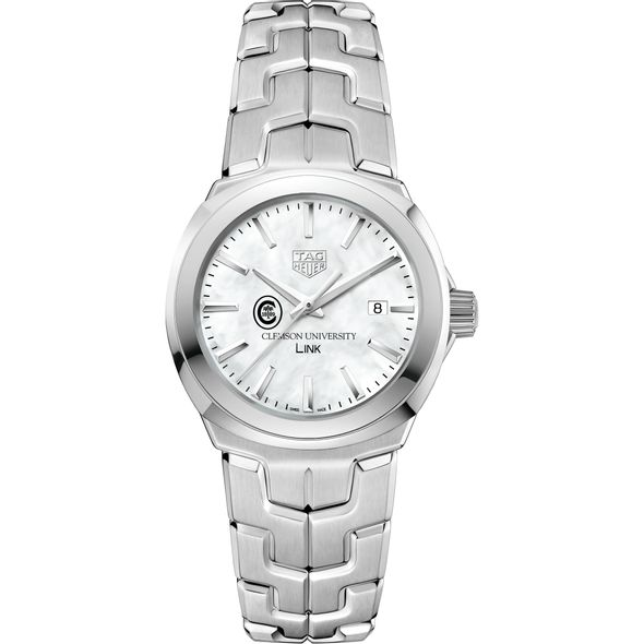 Clemson TAG Heuer LINK for Women - Image 2