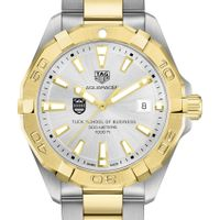 Tuck Men's TAG Heuer Two-Tone Aquaracer