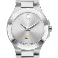 Berkeley Haas Women's Movado Collection Stainless Steel Watch with Silver Dial