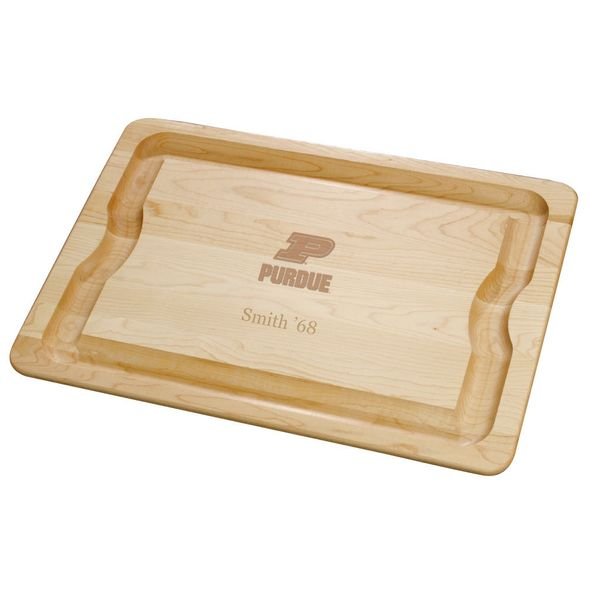 Purdue University Maple Cutting Board
