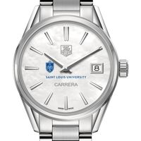 Saint Louis University Women's TAG Heuer Steel Carrera with MOP Dial