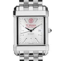 SC Johnson College Men's Collegiate Watch w/ Bracelet