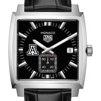 University of Arizona TAG Heuer Monaco with Quartz Movement for Men
