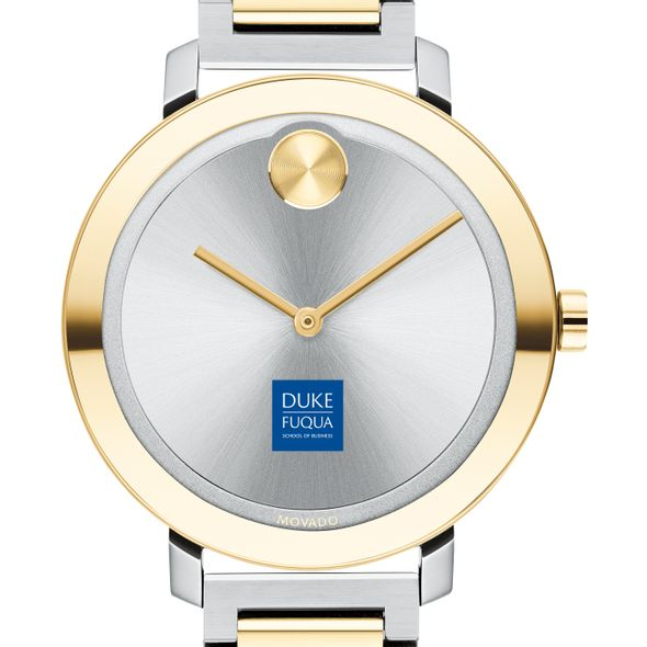 The Fuqua School of Business Women's Movado Two-Tone Bold 34