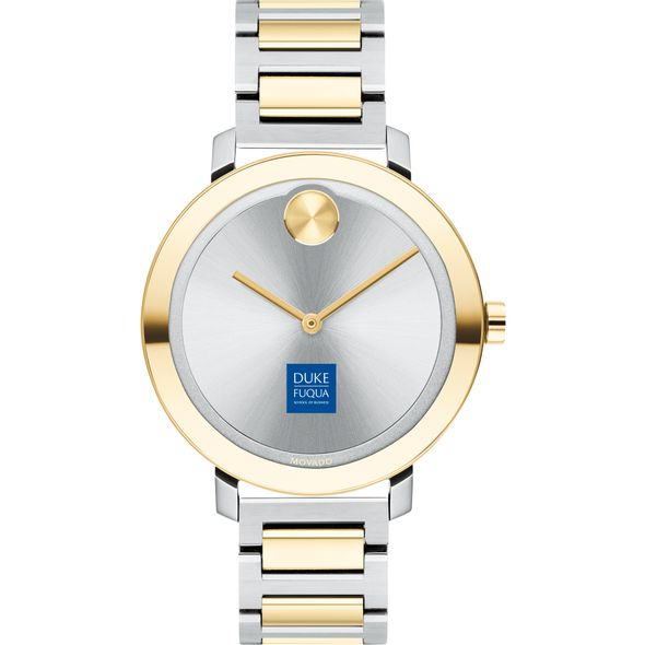 The Fuqua School of Business Women's Movado Two-Tone Bold 34 - Image 2