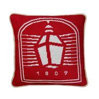 Miami University Handstitched Pillow