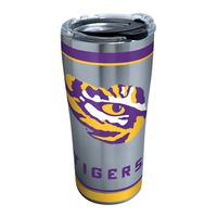 LSU 20 oz. Stainless Steel Tervis Tumblers with Hammer Lids - Set of 2