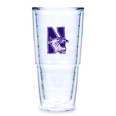 Northwestern 24 oz Tervis Tumblers - Set of 4