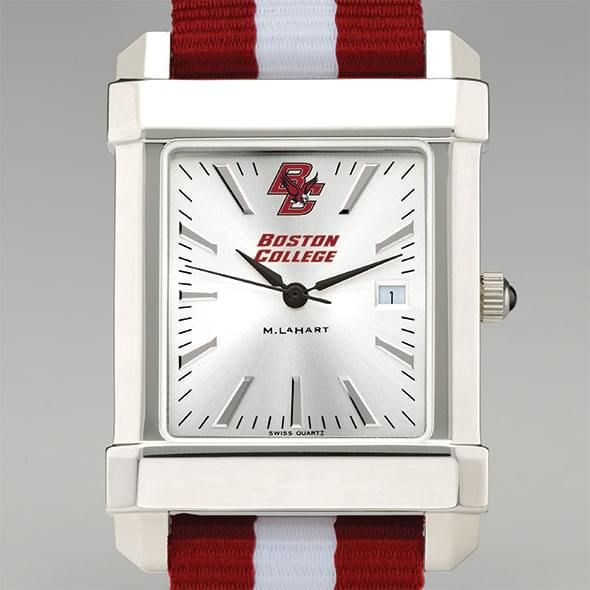 Boston College Collegiate Watch with NATO Strap for Men