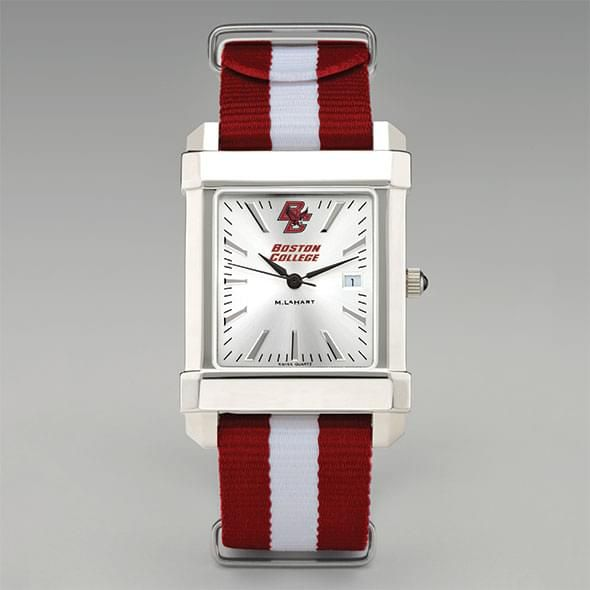 Boston College Collegiate Watch with NATO Strap for Men - Image 2