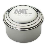 MIT Sloan Pewter Keepsake Box