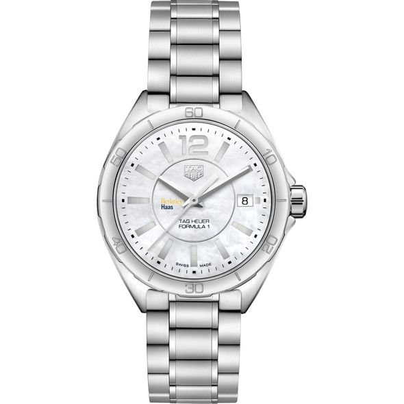 Berkeley Haas Women's TAG Heuer Formula 1 with MOP Dial - Image 2