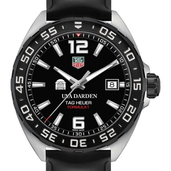 UVA Darden Men's TAG Heuer Formula 1 with Black Dial