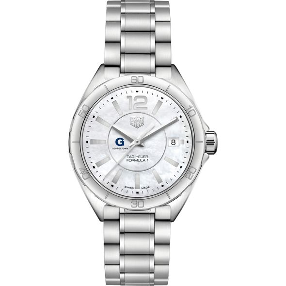 Georgetown University Women's TAG Heuer Formula 1 with MOP Dial - Image 2