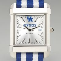 University of Kentucky Collegiate Watch with NATO Strap for Men