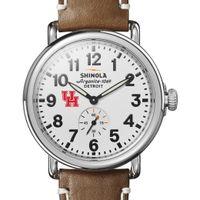 Houston Shinola Watch, The Runwell 41mm White Dial