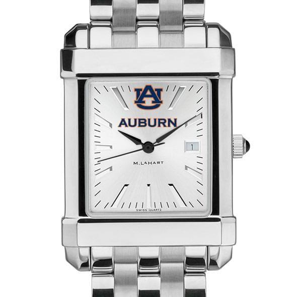 Auburn Men's Collegiate Watch w/ Bracelet