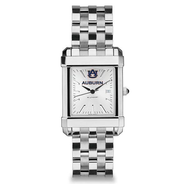 Auburn Men's Collegiate Watch w/ Bracelet - Image 2