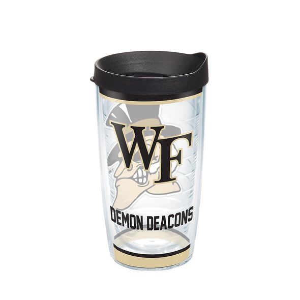 Wake Forest 16 oz. Tervis Tumblers - Set of 4