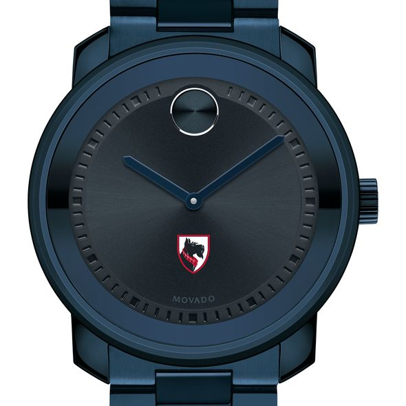 Carnegie Mellon University Men's Movado BOLD Blue Ion with Bracelet