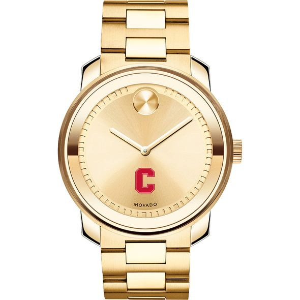 Cornell University Men's Movado Gold Bold - Image 2