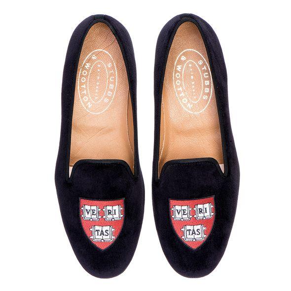 Harvard Stubbs & Wootton Men's Slipper