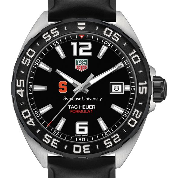 Syracuse University Men's TAG Heuer Formula 1 with Black Dial