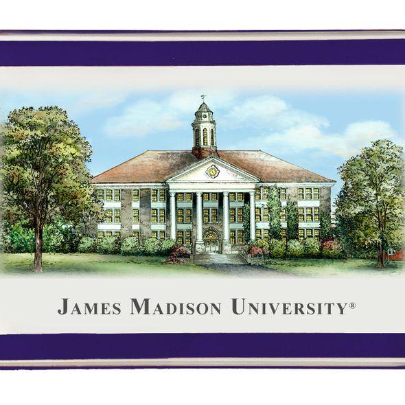 James Madison Eglomise Paperweight - Image 2