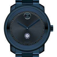 U.S. Naval Institute Men's Movado BOLD Blue Ion with Bracelet