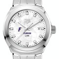 University of Florida TAG Heuer Diamond Dial LINK for Women - Image 1