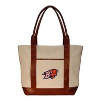 Bucknell Needlepoint Tote