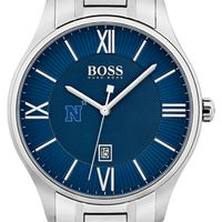 US Naval Academy Men's BOSS Classic with Bracelet from M.LaHart