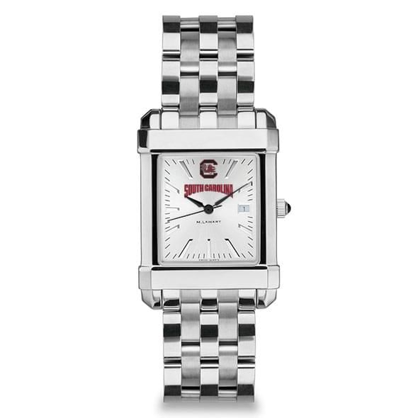 South Carolina Men's Collegiate Watch w/ Bracelet - Image 2
