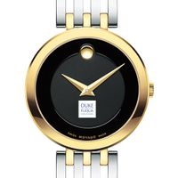 Duke Fuqua Women's Movado Esparanza Two-Tone Museum with Bracelet