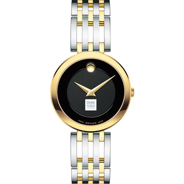 Duke Fuqua Women's Movado Esparanza Two-Tone Museum with Bracelet - Image 2