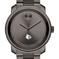 University of Louisville Men's Movado BOLD Gunmetal Grey