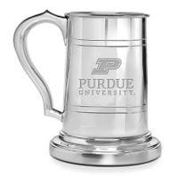 Purdue University Pewter Stein