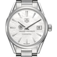 Colgate University Women's TAG Heuer Steel Carrera with MOP Dial