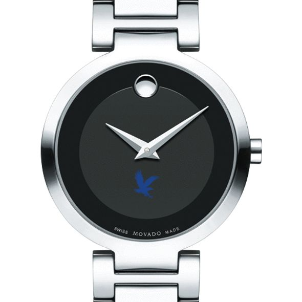 Embry-Riddle Women's Movado Museum with Steel Bracelet
