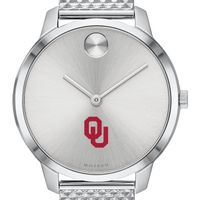University of Oklahoma Women's Movado Stainless Bold 35