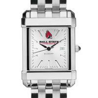 Ball State Men's Collegiate Watch w/ Bracelet