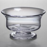 St. John's Simon Pearce Glass Revere Bowl Med
